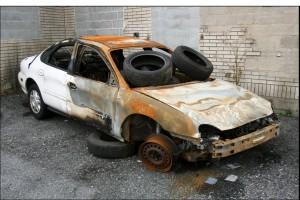 Сдать автомобиль на металлолом дорого