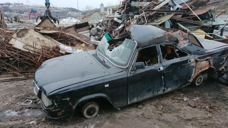 Сдать жигули на металлолом прием лома черных металлов в Красногорск