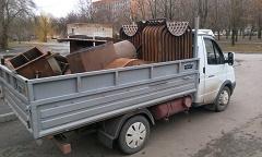 Вывоз металлолома с территории заказчика